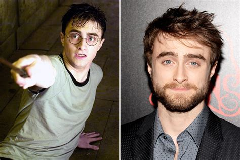 The cast of harry potter where are they now