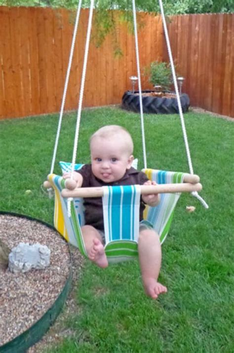 how to fix baby swing get your diy fix 13 photos diy hammock baby swings
