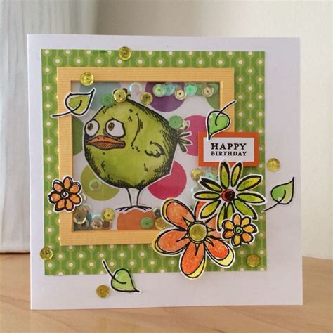Tim Holtz Birthday Cards 17 Best Images About Cards Crazy Birds On Pinterest