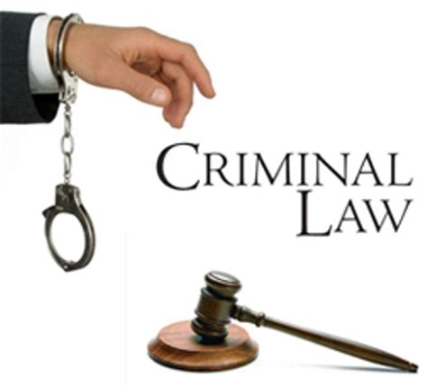 criminal law 10 facts about criminal law fact file