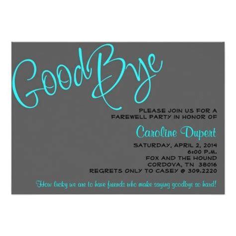 farewell invitation cards designs www pixshark