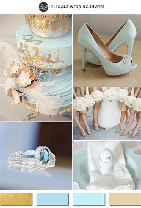 blue gold themes ideas 25 best ideas about june wedding colors on pinterest