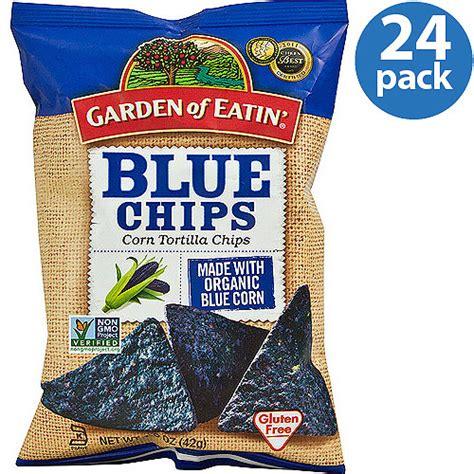 Garden Of Blue Chips Garden Of Eatin Blue Corn Tortilla Chips 1 5 Oz Pack Of