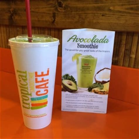 Tropical Smoothie Cafe Detox Smoothie Recipe by Tropical Smoothie Cafe 26 Reviews Juice Bar 8111