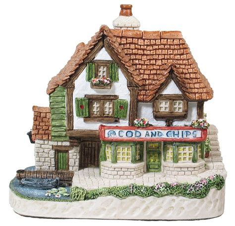 david winter cottages at british collectibles