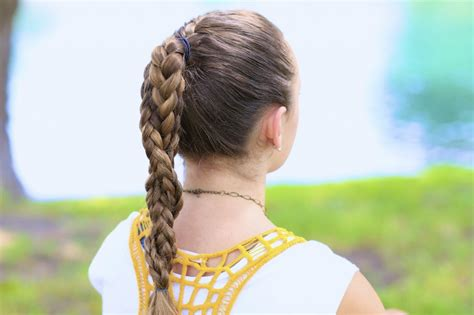 hairstyles for long hair running the run braid combo hairstyles for sports cute girls