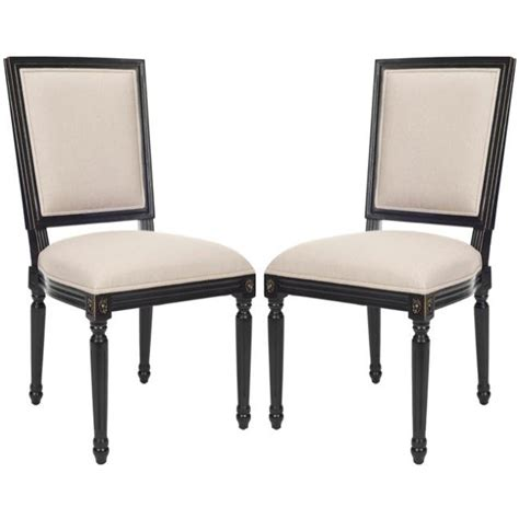dining room chairs overstock ballard designs louis xvi square back side chair copycatchic