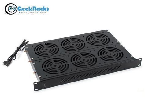 1u Rack Fan by 1u Rack Mount Cooling Rack Fan With 6 Fans By Racks