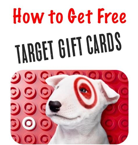 How To Get Free Target Gift Cards - how to get target gift cards for free the frugal girls