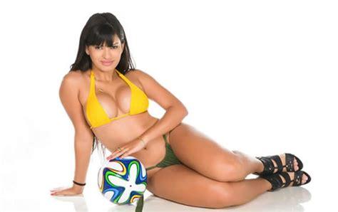 Miss Bum Bum Brazil Hot | hot girls brazil world cup 2014 miss bum bum 10 gotceleb