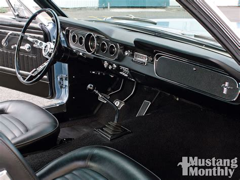 mustang upholstery 1965 ford mustang dashboard