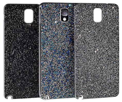 Anyland Swarovski Samsung Galaxy Note 3 swarovski e samsung rilasciano una serie di cover tempestate di cristalli per galaxy note 3