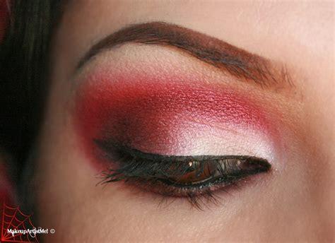 eyeshadow tutorial red make up artist me daring red eyeshadow makeup tutorial