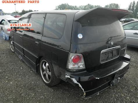 Spare Part Honda Odyssey honda odyssey breakers odyssey dismantlers