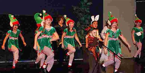 a snow christmas children musical play for kids