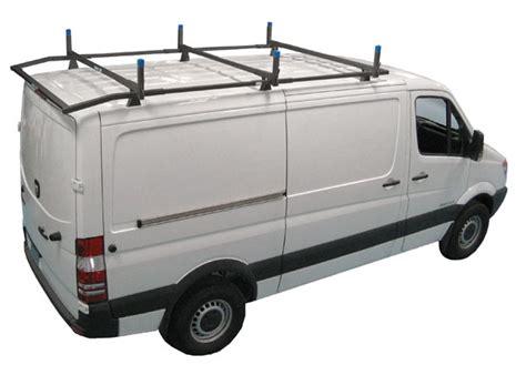 Sprinter Rack by Black Perimeter Roof Rack For Sprinter Vans By Adrian Steel