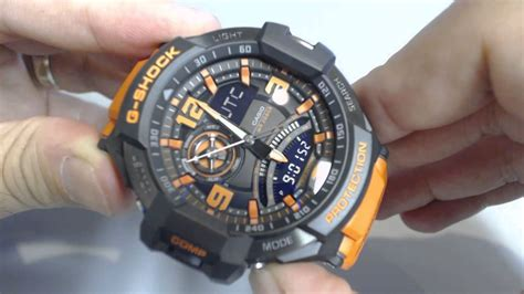 G Shock Ga 1000 4a casio g shock g aviation compass aviator ga1000 4a