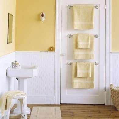 where to put towel bar in small bathroom trucos para aprovechar el espacio en ba 241 os peque 241 os faro