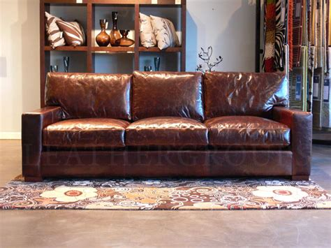 Sorensen Leather Sofa Review by Restoration Hardware Leather Sofa Reviews Hereo Sofa