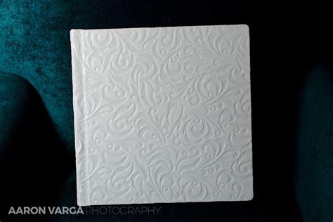 Wedding Albums Leather by White Leather Pennsylvanian Wedding Album