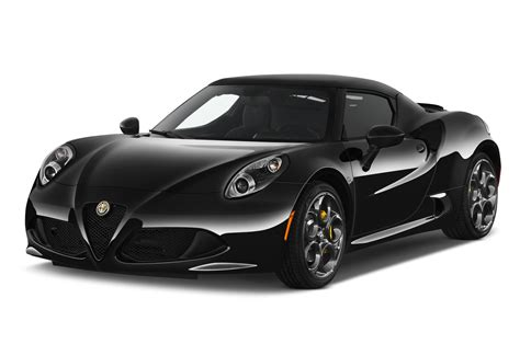 si鑒e auto sport black 2016 alfa romeo 4c reviews and rating motor trend canada