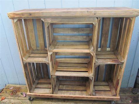 repurposed wood crates 10 23 2013 reuse repurpose upcycle