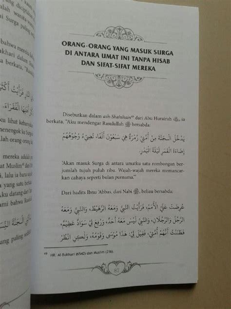 Buku Zadul Maad Jilid 3 Edisi Lengkap Cr buku wisata ke surga mengenal surga lebih dekat