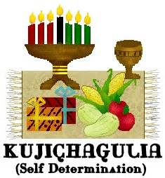 kwanzaa day 2 self determination kujichagulia