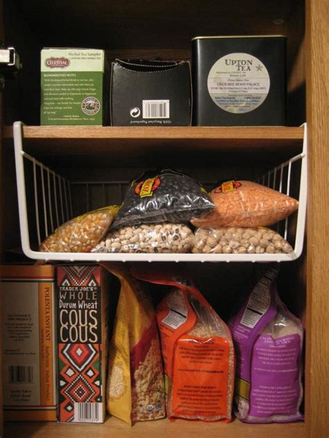 small kitchen organizing ideas 16 small pantry organization ideas hgtv