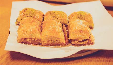 Turkish Desserts Ottoman Desserts