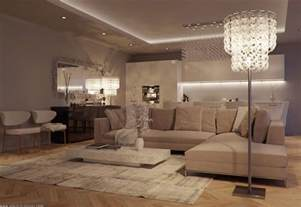 Elegant Living Room by Luxurious And Elegant Living Room Design Classics Meets