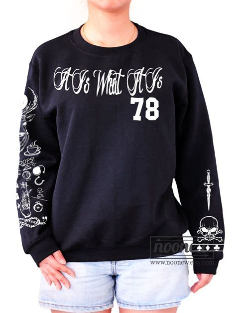 louis tomlinson tattoo sweatshirt 86 best harry styles sweatshirt images on