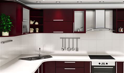kitchen latest design maroon and white kitchen cabinets quicua com