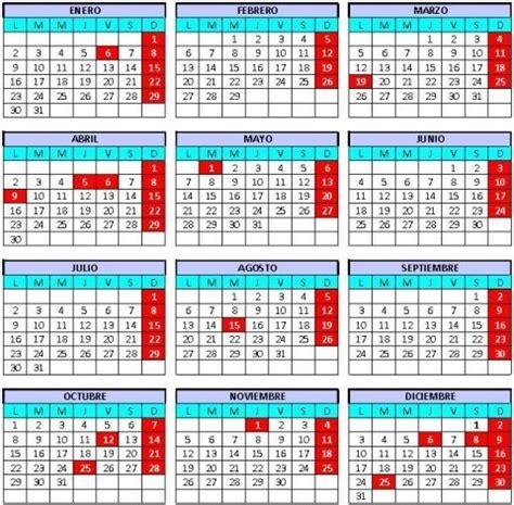 calendario vasco calendario laboral pa 237 s vasco 2012 definanzas