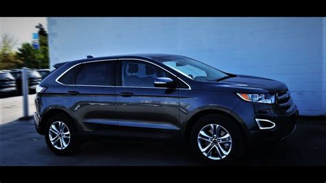 2018 Ford Edge Sport by New 2018 Ford Edge Sport Sel Eco Boost Awd St Line