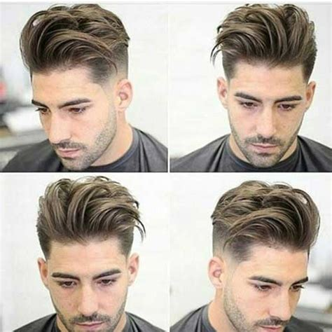 Top Hairstyles by Trendy Hairstyles With Top For Guys Mens Hairstyles
