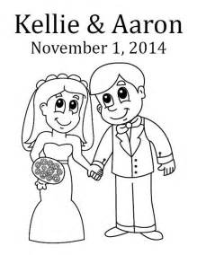 bride groom coloring pages fablesfromthefriends
