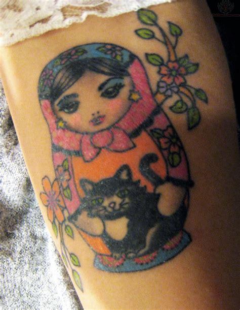 matryoshka tattoo matryoshka images designs
