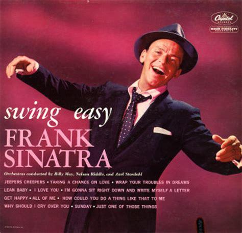 sinatra swing easy frank sinatra swing easy lp vinyl record album