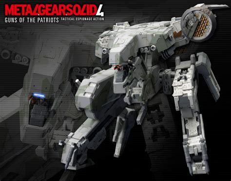 Rex Metal Gear Solid 4 Ver Plastic Model Kit Metal Gear Solid 4 Rex Metal Gear Solid 4 Ver Plastic