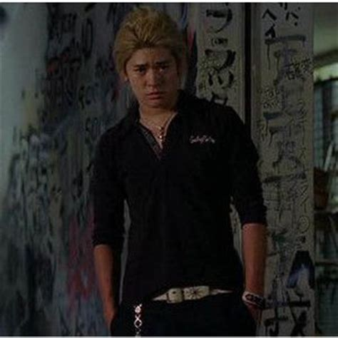 nonton film genji izaki san crows zero pinterest