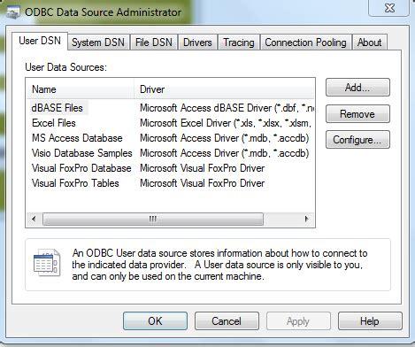 cara membuat koneksi database mysql menggunakan odbc cara membuat koneksi program vb 2012 sederhana ke database