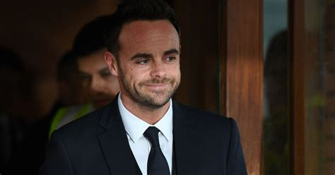 Has Left Rehab by Britain S Got Talent Host Ant Mcpartlin Has Left Rehab