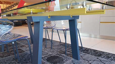 tavoli allungabili calligaris offerta outlet tavolo calligaris levante in offerta tavoli a