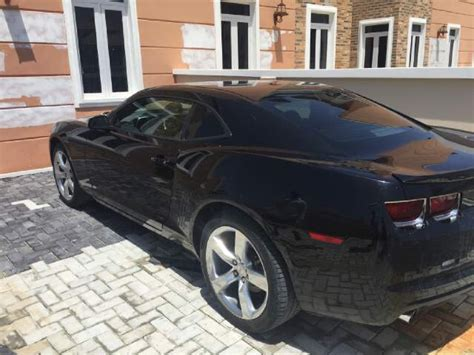 Chevrolet Camaro For Sale In Nigeria Registered 2011 Chevrolet Camaro For Sale Autos Nigeria