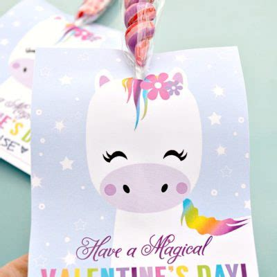 free printable unicorn valentine valentine s day archives the cards we drew