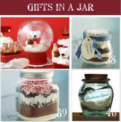 Homemade Food Christmas Gifts In A Jar - 48 homemade gifts in a jar tip junkie
