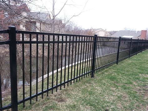 large fence commercial large fencing project cardinal fence supply inc