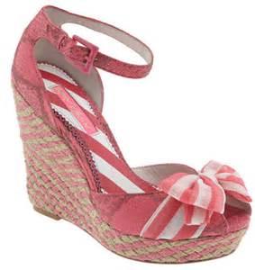 colorful wedge sandals colorful wedge sandals for springtime thegloss