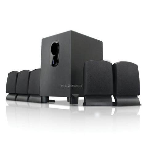 300w 5 1 channel home theater speaker system wholesale china